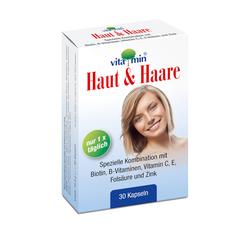 vitamin Haut & Haare