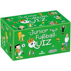 moses Das Junior Fußball-Quiz 90233