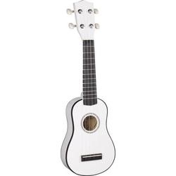 MSA Musikinstrumente UK-5 Ukulele Weiß