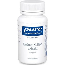 PURE ENCAPSULATIONS grüner Kaffee Extrakt Svetol 60 St