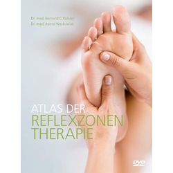 Atlas der Reflexzonentherapie