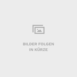 Tisch Gartentisch Zebra - cremeweiß