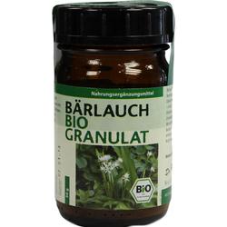 Bärlauch Bio Granulat