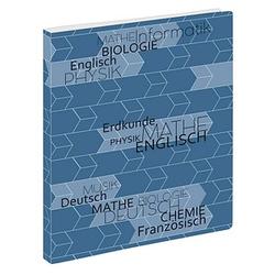 VELOFLEX School Ringbuch 2-Ringe School