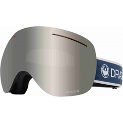 SNB-Brille Hülsen DRAGON - Dr X1 Bonus Designer Llsilion+Llflashblue (406)