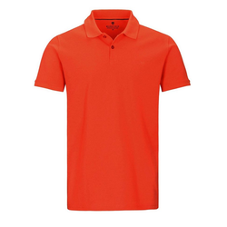 BASEFIELD Poloshirt rot XL