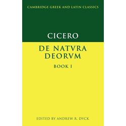 Cicero als Buch von Marcus Tullius Cicero/ Andrew R. Dyck/ Cicero Marcus Tullius