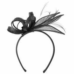 Lierys Flower Sequin Fascinator Kopfschmuck Hochzeitshut Anlasshut Damenhut