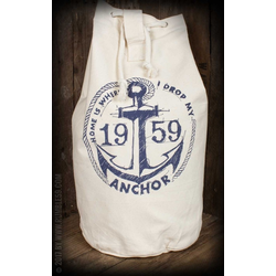 Rumble59 Canvas Seesack - Drop my anchor