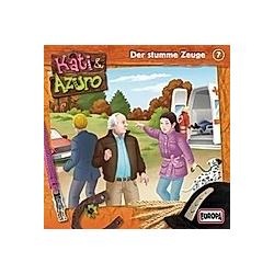 Kati & Azuro - Der stumme Zeuge, 1 Audio-CD