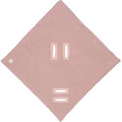 Einschlagdecke Babyschale, rosa  Kinder