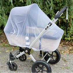 Alvi Mückennetz für Kinderwagen (Super)