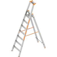 Layher Stufenstehleiter Topic 1064 7 Stufen