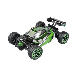 """Amewi Spielzeug-Auto RC Buggy Storm D5 """"green"""" 1:18 4WD RTR"""