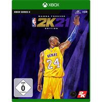 NBA 2K21 Mamba Forever Edition (USK) (Xbox Series X)