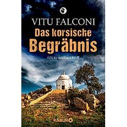 Das korsische Begräbnis / Korsika-Krimi Bd.1. Vitu Falconi  - Buch