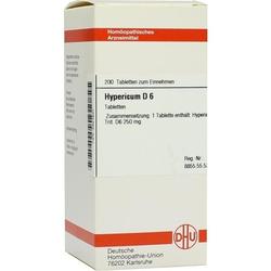 HYPERICUM D 6