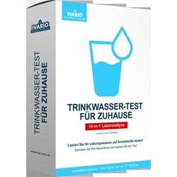 TRINKWASSER-TEST für Zuhause