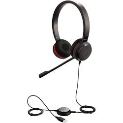 Jabra Headset Evolve 30 II UC binaural USB schwarz