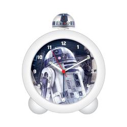 Joy Toy Radiowecker Star Wars Wecker mit Sound und leuchtender Figur,
