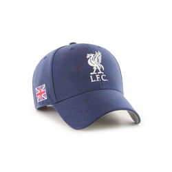 '47 Brand Trucker Cap Relaxed Fit FC Liverpool Union Jack Flagge