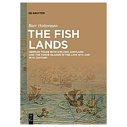The Fish Lands. Bart Holterman  - Buch