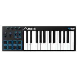 Alesis V25 USB Pad/Keyboard Controller mit 25 Tasten