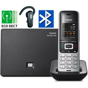 Siemens Gigaset S850A Go Box IP analog S850H Anrufbeantworter Bluetooth ECO DECT