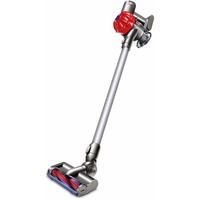 Dyson DC62 Pro rot/silber