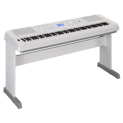 Yamaha DGX-660WH Portable Piano weiß