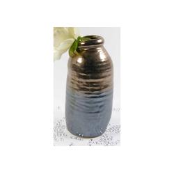 HTI-Living Dekovase Vase Atlantik (1 Stück) 10 cm x 20 cm