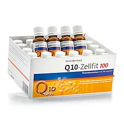 Q10 Cell Fit 100 mg - 30 bottles à  20 ml