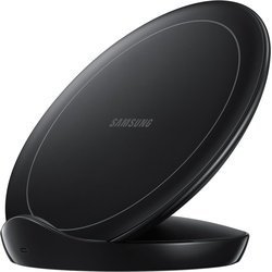 Samsung Fast Wireless Charging Stand (9W), Wireless Charger, Schwarz