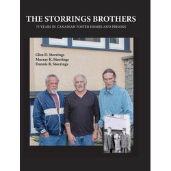 The Storrings Brothers als Buch von Murray Storrings