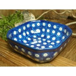 Schale, 12,5 x 12,5 cm, 5 cm hoch, Tradition 5 - Bunzlauer Keramik - BSN 5361