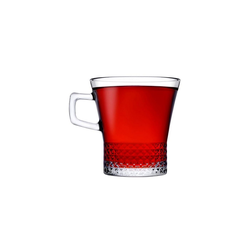 Neuetischkultur Teeglas Teeglas Kuvars 2er-Set (2-tlg), Glas