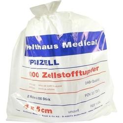 ZELLSTOFFTUPFER Ypsizell 4x5 cm 1000 St