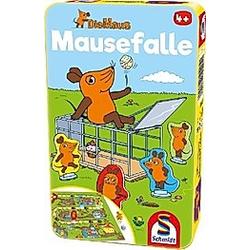 Die Maus  Mausefalle (Kinderspiel)