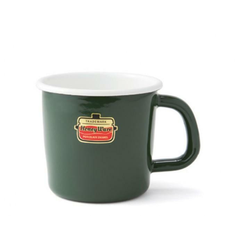 Emaille Tasse Solid Serie 0,38 L