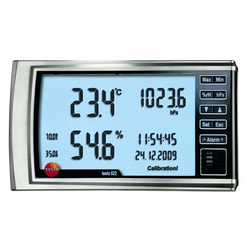 Testo 622 Luftfeuchtemessgerät Hygrometer 0% rF 100%