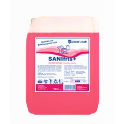 Dreiturm Sanifris+ Sanitärreiniger 10L