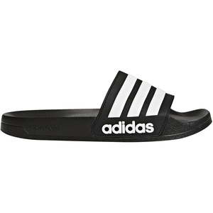 adidas Adilette Shower Slipper Herren core black/footwear white/core black UK 4 | EU 36 2/3 2021 Badeschuhe & Sandalen schwarz UK 4 | EU 36 2/3