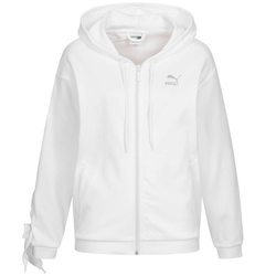 PUMA Crush Full Zip Oversize Kobiety Bluza z kapturem 579136- 02 - M