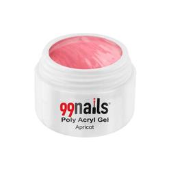 Poly Acryl Gel - Apricot 15ml - Polyacryl Gel Acrylnägel Rosa Rose Acrylgel Acryl Gel Nägel