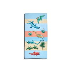 ESPiCO Strandtuch Dino Urzeit (1-St), Dinosaurier, Flugsaurier, Fischsaurier