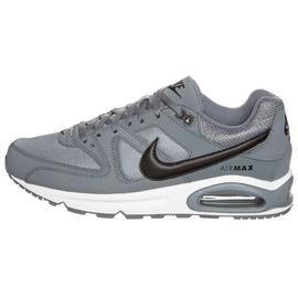 Nike Men's Air Max Command grey-black/ white, 46