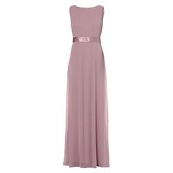 Marie Lund Abendkleid Rückenfrei rosa 34