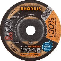 Rhodius Trennscheibe XT38 150 x 1,5mm ger.