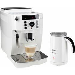 Kaffeevollautomat ECAM 21.118.W, 1,8l Tank, Kegelmahlwerk, Kaffeevollautomat, 756219-0 weiß weiß