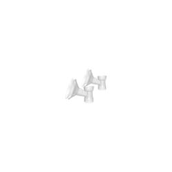 ARDO Brustgl.Einsatz 28 mm u.Brustgl.31 mm je 2 St 1 P